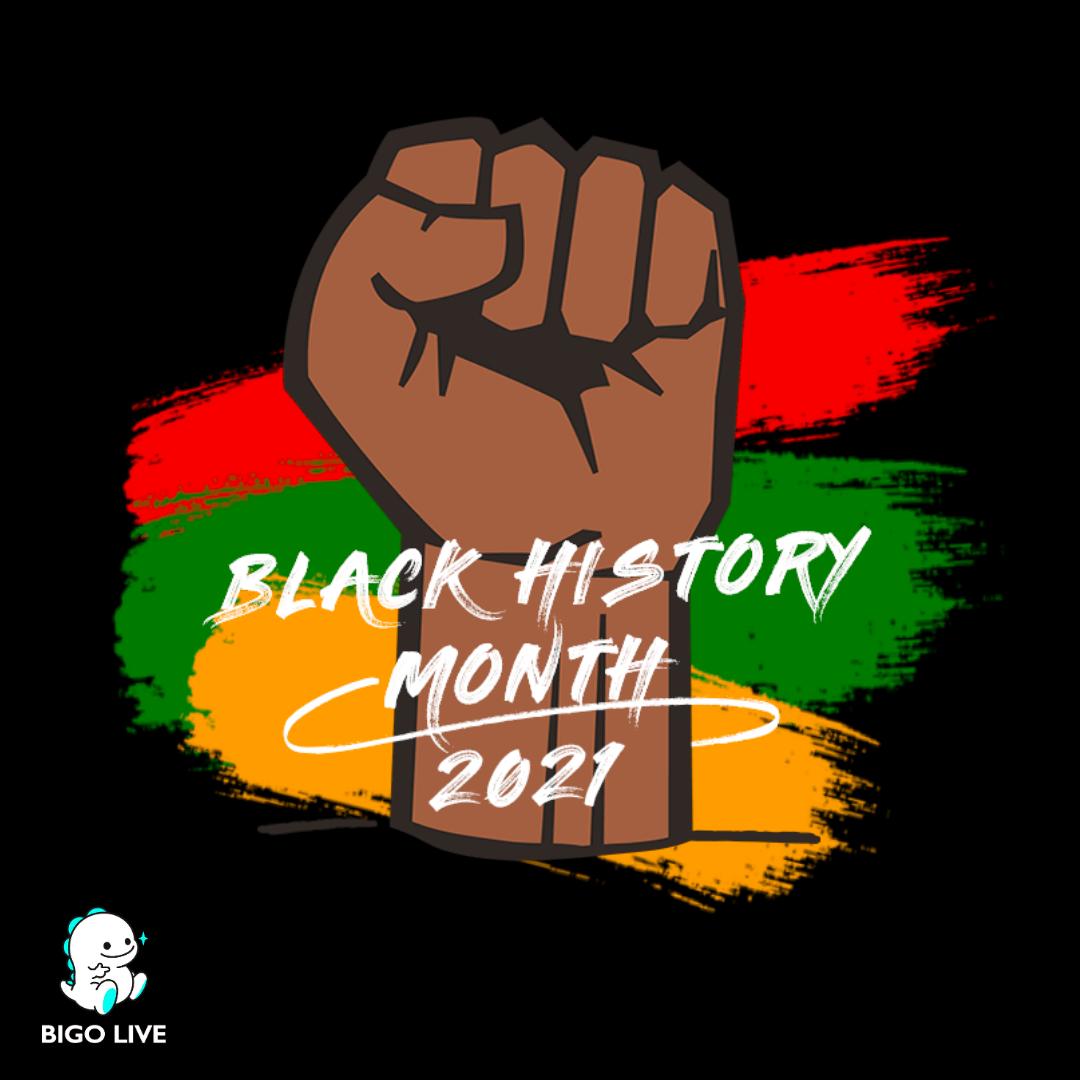 Bigo Live Honors Black History Month