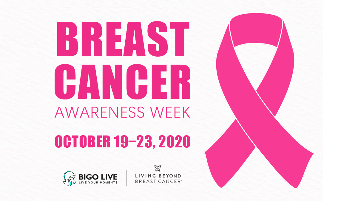 BIGO LIVE Support Breast Cancer Patients and Survivors