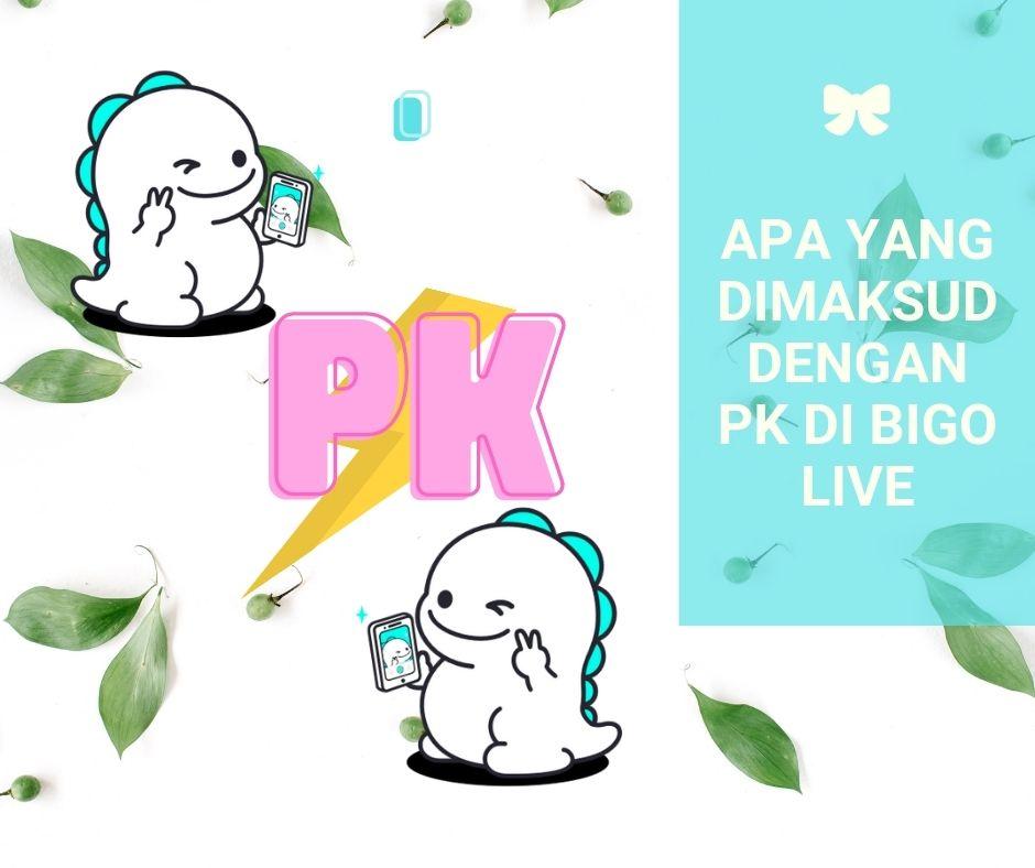 Apa yang dimaksud dengan PK di BIGO LIVE