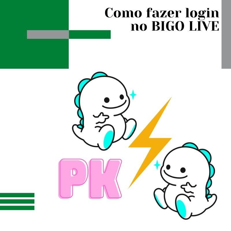 O que significa PK no BIGO LIVE