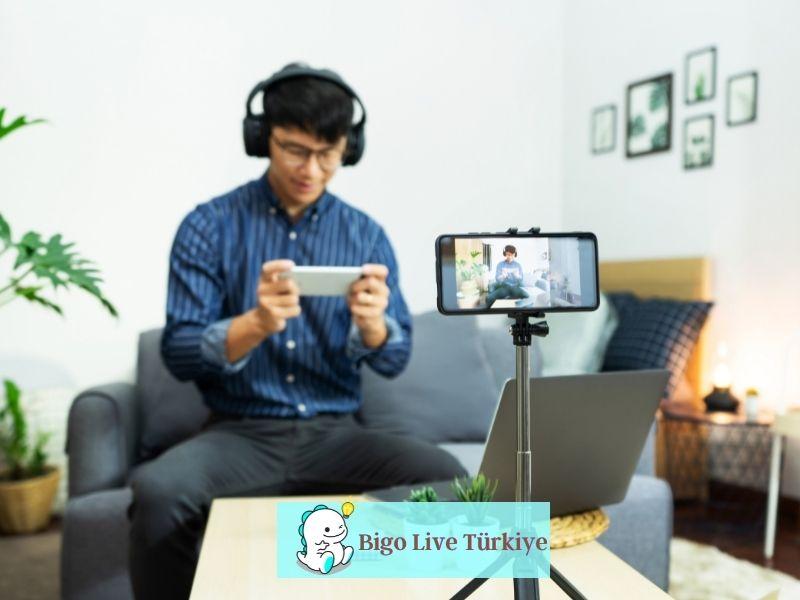 Canlı Yayın Oyunlar BIGO LIVE'da Nasıl Yayınlanır ve İzlenir