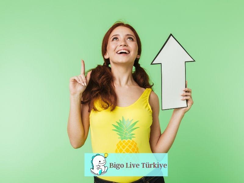 BIGO LIVE'da Hızlı Seviye Nasıl Artırılır