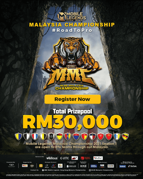 Mobile Legends: Bang Bang Malaysia Championship