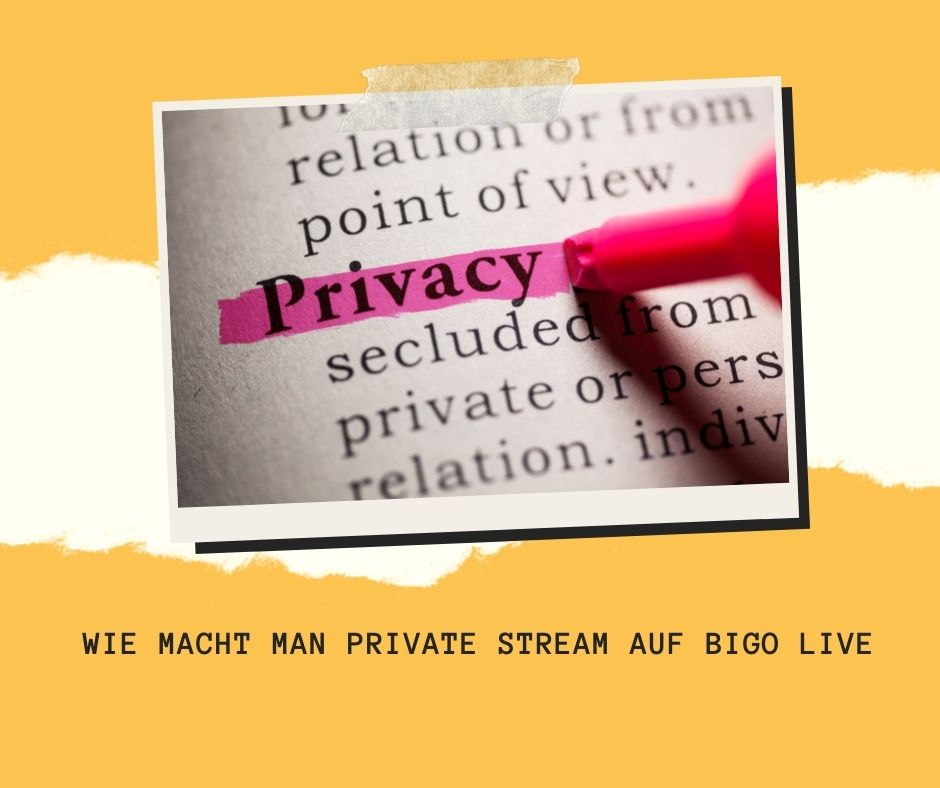 BIGO LIVE Private