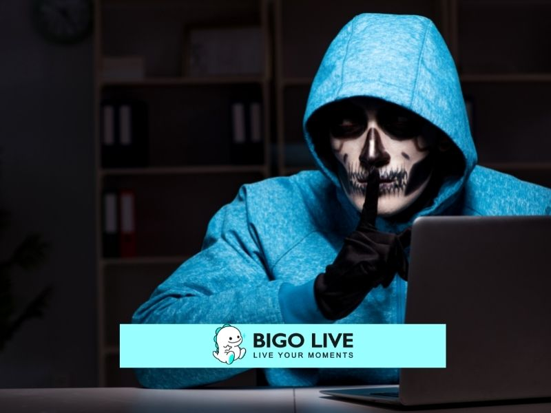 Trois choses que vous devez savoir sur le piratage dans Bigo Live