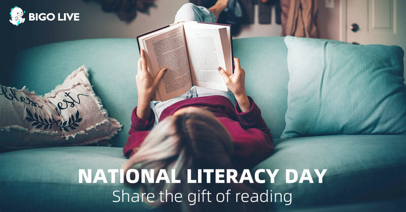 Bigo Live Celebrates International Literacy Day with Educational Discussions
