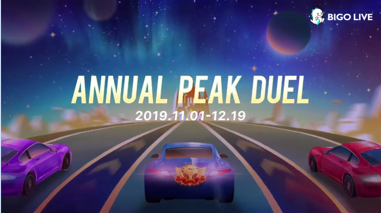 BIGO LIVE Annual Peak